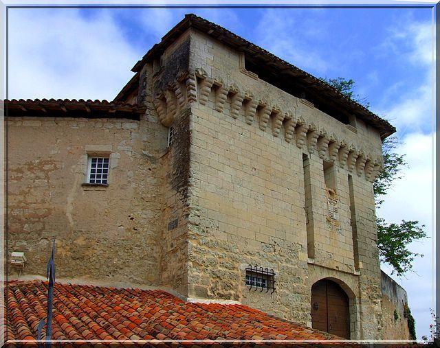 Diaporama château d'Aubeterre sur Dronne