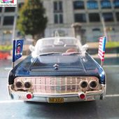 LINCOLN CONTINENTAL LIMOUSINE SS 100 X 1963 JOHN KENNEDY NOREV 1/43 - car-collector.net