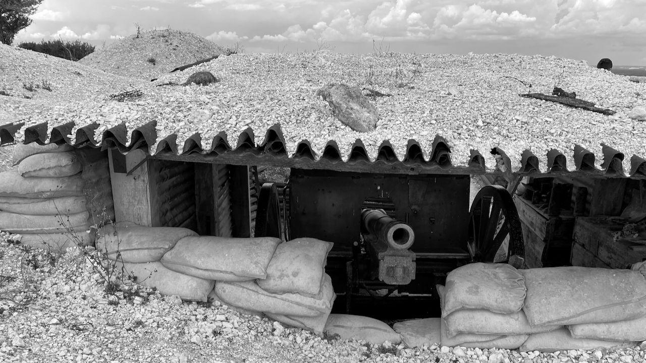"JT en camping-car N°174 - ""Larmes de Guerre"""