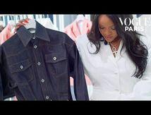 Rihanna nous montre sa première collection FENTY | Vogue paris