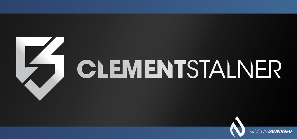 Logotype - Clement Stalner