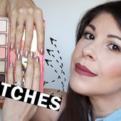 Too Faced Sweet Peach Palette | SWATCHES & Mini Review!