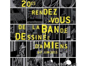 Pourquoi venir aux Rendez-vous de la BD d'Amiens ?