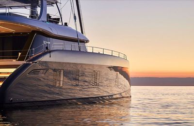 Yachting - Sunreef Yachts delivers Gaya, the third Sunreef 80
