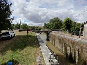 Ouvrages de Mingot (Pont-Canal, écluse et 4 autres ponts)