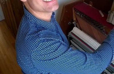 Rencontre avec Florent Cornu, accordeur de piano aux Nancyphonies