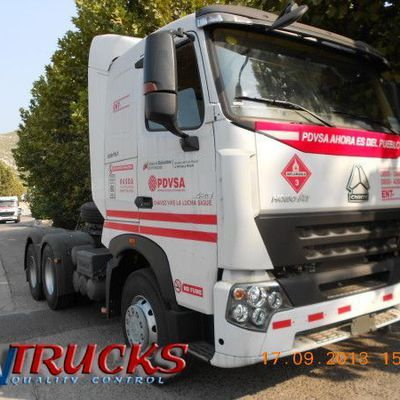 1/ Gamme Camions -Tracteurs - SINOTRUK - HOWO - SITRAK - Chine