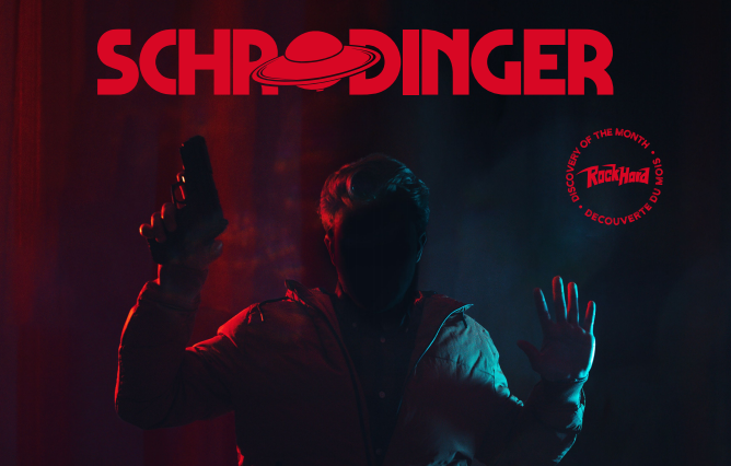 "A voir ! Le nouveau single clippé de SCHRODINGER ""In A Cell"""