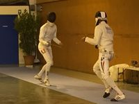 10-11 octobre : Circuit national senior hommes et Coupe d'Europe cadet