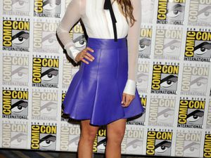 Nina Dobrev au Comic Con