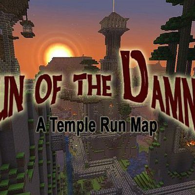 Map : Dash of Doom / Run Of Damned