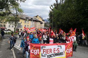 Manifestation du 9 mai à Chambéry