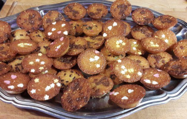 Gâteaux au jus d orange sans beurre