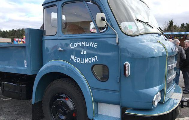 Le SAVIEM JM 21 de la Commune de Merlimont