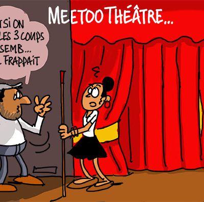 Metoo théâtre
