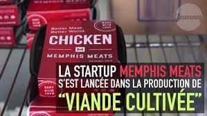 la viande cultivée dans nos assiettes d'ici 2021