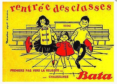 PUBLICITES :  AUTOUR  DE  LA  CHAUSSURE...     (PARTIE 2)