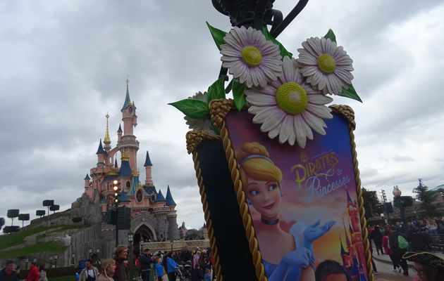 Le festival Pirates et Princesses à Disneyland Paris