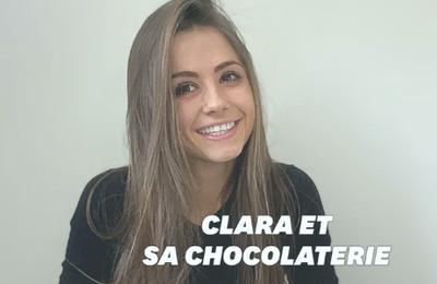 Confinement : L'étudiante Clara Pichon a pu monter sa propre chocolaterie