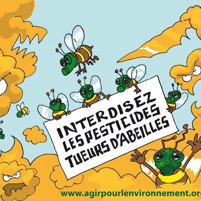 Communauté de Communes du pays de Valois : Il faut préserver les insectes polinisateurs