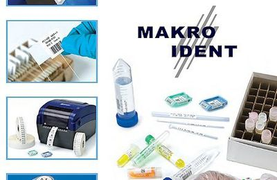 Labor-Etiketten und -Drucker: Gesamtes Brady-Sortiment für die Labor-Kennzeichnung