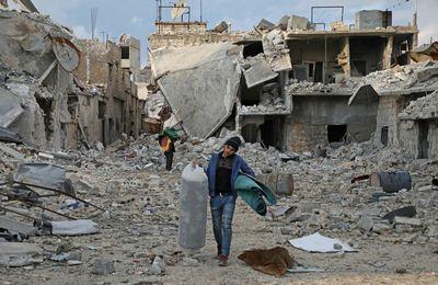 Syrie : dix ans de guerre d'agression, ça suffit !   par Bruno Guigue