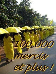 """Vous êtes plus de 100 000 à avoir suivi le """"bidon jaune"""""""
