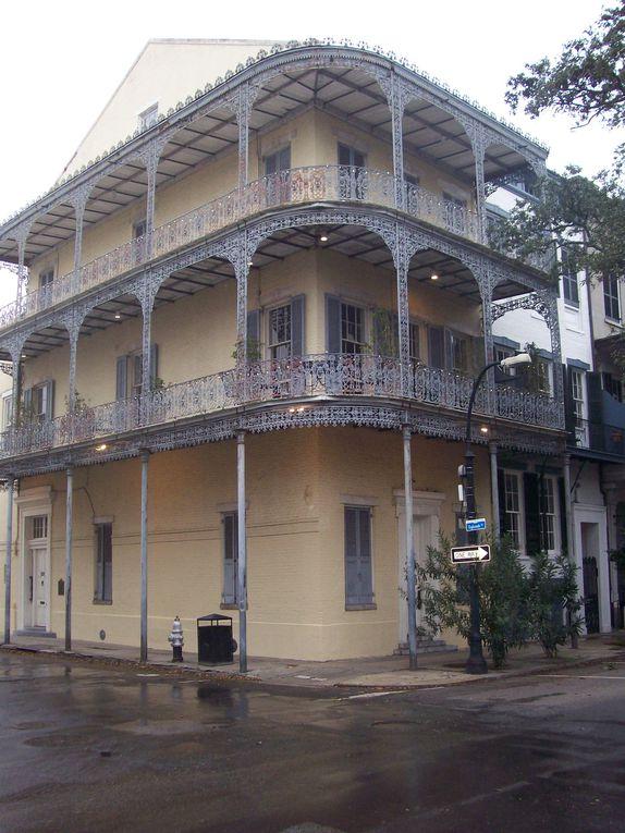 De belles maisons du sud des USA...