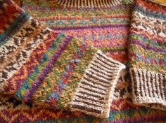 #knit #fairisle Lopp