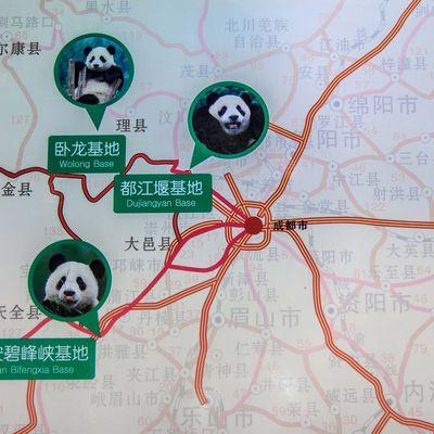 Wo Long, Ya An, Du Jiang Yan... c'est la base !