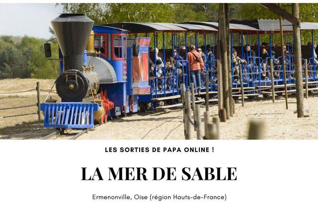 [Sortir] La Mer de Sable (Oise) : cowboys et indiens de retour ce samedi 27 juin !