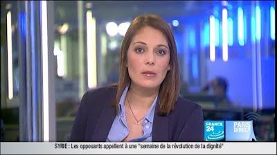 2012 03 16 @06H30 - MARIAM PRIZADEH, FRANCE 24, PARIS DIRECT