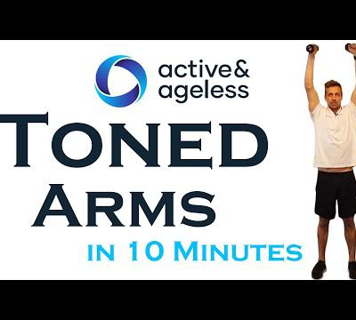 Toned Arms in 10 Minutes