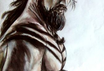 khal drogo de gameof thrones