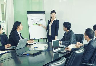 The Company of Irwin Consulting Solutions in Singapore and Tokyo, Japan