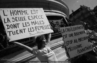 Rassemblement contre les féminicides « Protégez-les ! »
