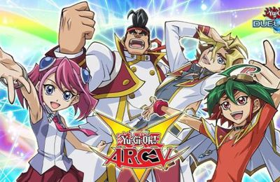 Yu-Gi-Oh! Duel Links : le monde ARC-V sera disponible le 28 septembre