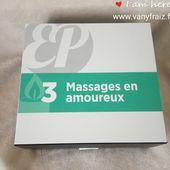 Test du coffret massage en amoureux - vanyfraiz