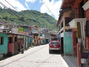 GUATEMALA - BELIZE .... On arrive !