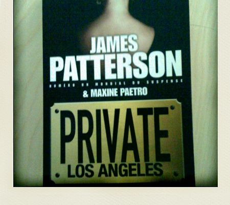 Private Los Angeles, James Patterson