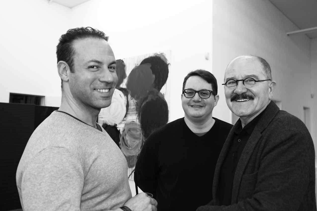 Zine El Abidine Ramdani, Roland Quetsch, Robert Brandy