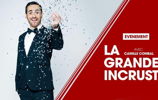 « La Grande Incruste » avec Camille Combal ce samedi soir à 21h05 sur TF1