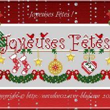 Novalee et Noël