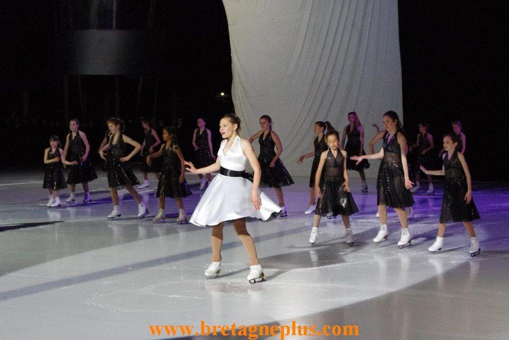 Ce samedi 1 et dimanche 2 juin, le club des sports de glace de rennes, organisait leur gala de fin d'année