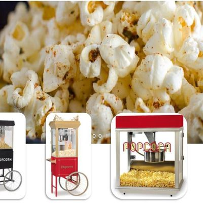 How to pick the best popcorn maker supplies?
