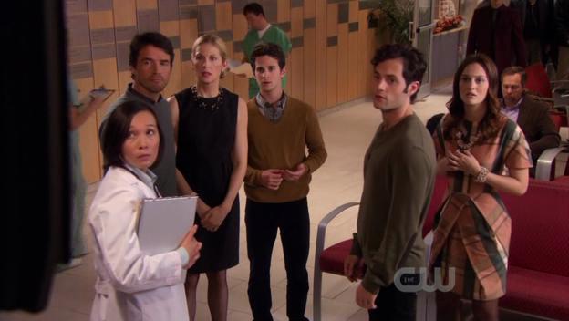 Critiques Séries : Gossip Girl. Saison 4. Episode 10.