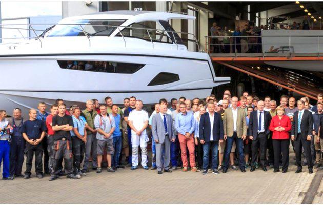 Scoop - HanseYachts rentre sur le marché des bateaux hors-bord avec une 7e marque