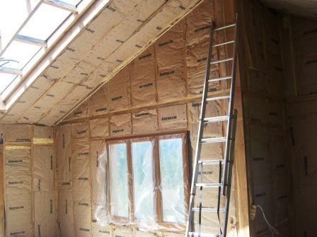 Les différentes étapes de la réalisation d'une construction ossature bois.