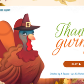 Thanksgiving by Audrey Fauque on Genially