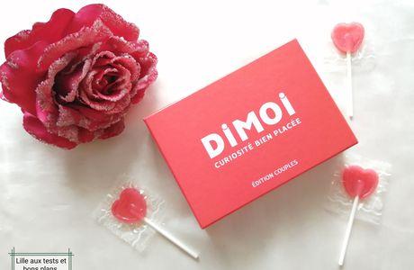 Découverte du jeu de cartes pour couple DIMOI